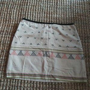 Madewell NWT size 10 skirt